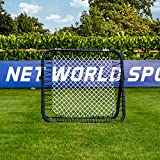 RapidFire Rebound-Netz - sprunghafter Fußball Rebounder - EIN- oder doppelseitig