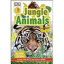 Jungle Animals (DK Reads Beginning To Read)