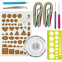 Quilling tools for Quilling kitchen set
