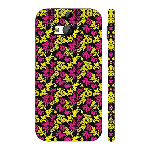 Enthopia Designer Hardshell Case CORAL REEFS Back Cover for HTC One M8  available at amazon for Rs.95