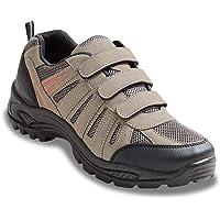 Chums Mens Standard Fit Touch Fasten Walking Shoe
