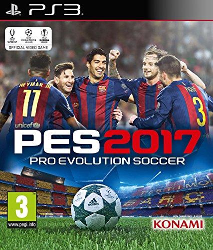 Pro Evolution Soccer (PES) 2017 [Importación Italiana]