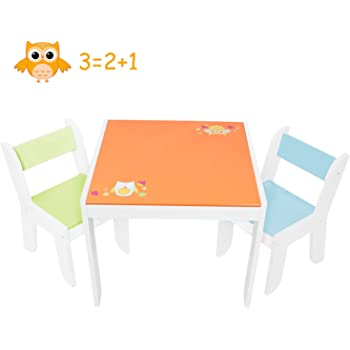 Labebe Meubles Bois Table Enfants Et Chaise Ou Bureau Fille