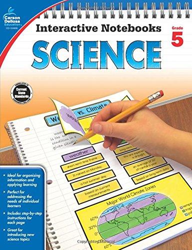 Science, Grade 5 (Interactive Notebooks) por Sara Haynes Blackwood