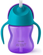 Philips Avent SCF796/00 Aven Straw Cup 200 ml (Assorted Color)