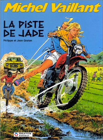 Michel Vaillant, tome 57 : La piste de jade
