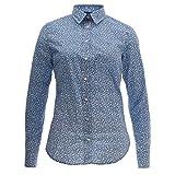 GANT Damen Hemdbluse Langarm bleu (50) 40