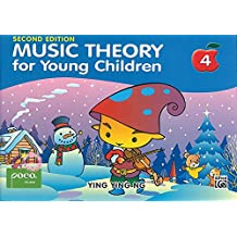 Music Theory for Young Children 4: A Path to Grade 4 (Poco Studio Edition)