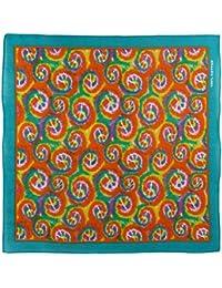 Mutli Coloured Psychedelic Peace SymbolBandana Bandanna Scarf