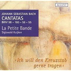 Schm�cke dich, o liebe Seele, BWV 180: Recitative: Mein Herz fuhlt in sich Furcht und Freude (Alto)