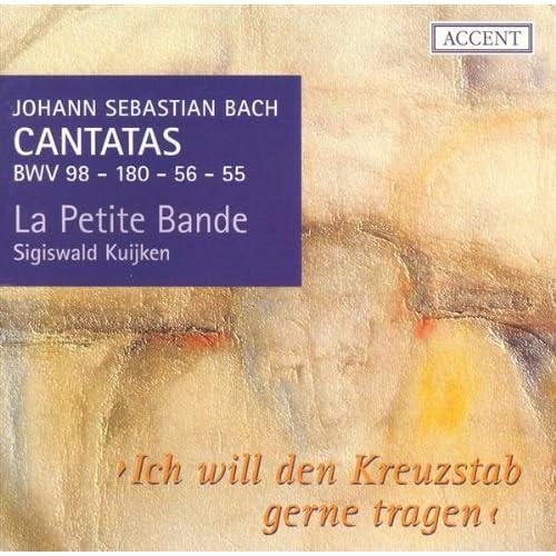Schmücke dich, o liebe Seele, BWV 180: Recitative: Herr, lass an mir dein treues Lieben (Bass)