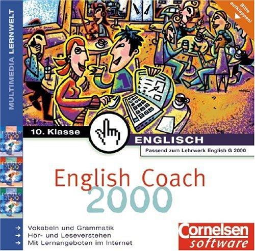 Preisvergleich Produktbild English Coach 2000 A6 / B6 / D6 10. Klasse