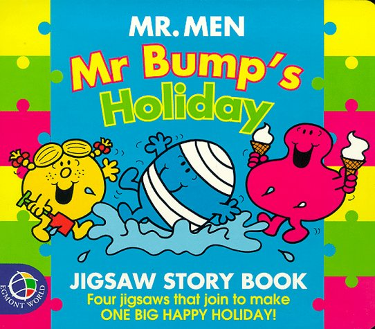 Mr Bump's holiday : jigsaw story book