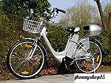 6137NKDla L. SL160  - Migliori biciclette elettriche pieghevoli: classifica delle più scontate