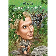 Who Is Jane Goodall? (Who Was.? (Paperback))