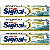 Signal dentifrice integral 8 interdentaire 75 ml - Lot de 3