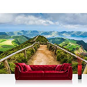 Vlies fototapete 350x245 cm top premium plus foto - Wandbilder amazon ...