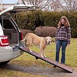 Pet Gear | Travel Lite Hunderampe bis 50 kg | L 180 x B 40 x H 10 cm