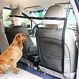 KYC Rete Auto per Cani Durevole protezione universale della barriera del cane di sicurezza dell'automobile del cane di animale domestico Pet di Separazione tra mesh