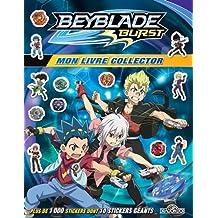Beyblade - Mon livre collector
