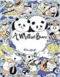 A Million Bears: Beautiful Bears to Color by Lulu Mayo (2016-09-06)
