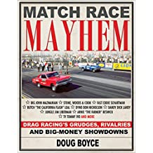 MATCH RACE MAYHEM DRAG RACINGS