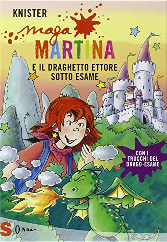 Maga Martina e il draghetto Ettore sotto esame: 8