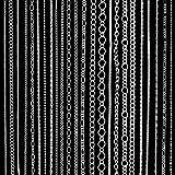 Blulu 24 Pezzi Stili Diversi Collana a Catena in Argento Placcato Fai Da Te per Fabbricazione di Gioielli e Forniture (18 Pollici Lungo)
