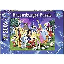 Ravensburger Italy 12698 - Disney Classics I Miei Preferiti Disney Puzzle, 200 Pezzi