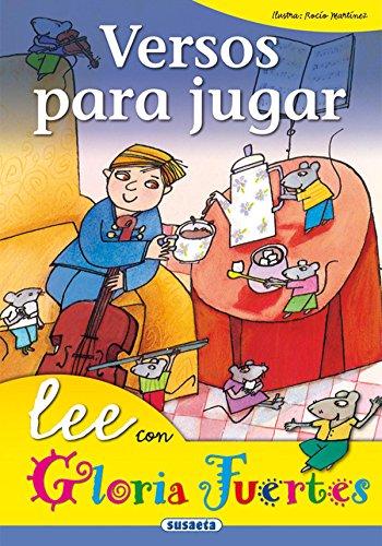 Versos Para Jugar. Lee Con. (Lee Con Gloria Fuertes) por Gloria Fuertes