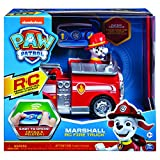 Paw Patrol RC Fire Truck, Radiocomando di Marshall, dai 3 anni, Multicolore, 6054195