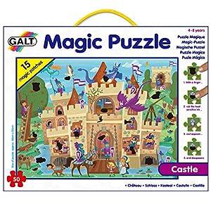 Galt Toys Puzle Mágico - Castillo, (1003856)