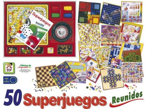 Imagen principal de Caja 50 SUPERJUEGOS REUNIDOS
