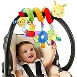 BICBLL babywieg bel wieg cartoon insect kinderwagen hangen pluche dier tas spiraal veiligheidsspeelgoed