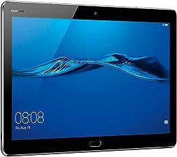 Huawei MediaPad M3 Lite Wifi Tablet-PC (25,6 cm, 10,1 Zoll, Fingerabdrucksensor, QualcommTM MSM8940 Octa-Core Prozessor, 3 GB RAM, 32 GB interner Speicher, Android 7.0, EMUI 5.1) Grau