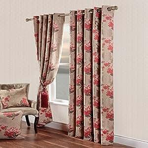 Scatterbox Pasha Rideaux Rouge 90 x 90cm