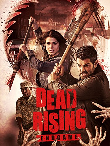 Dead Rising: Endgame Cover