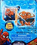 Marvel Ultimate Spiderman Set of 2 Swimming Pool Arm Floats by Marvel
