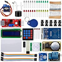 KOOKYE RFID Security Master Starter Kit for Arduino UNO R3 ( with 15 Arduino Projetcs)