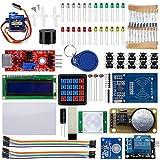 KOOKYE RFID Security Master Starter Kit for Arduino UNO R3 ( inklusive 15 Arduino Projekten)