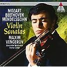 Beethoven/Mozart/Mendelssohn: S