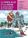 Facettes Bibilothèque CE2 - Le prince Blub et la sirène, et autres contes de la rue Broca - Recueil