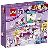 Lego Stephanie's Friendship Cakes, Multi Color