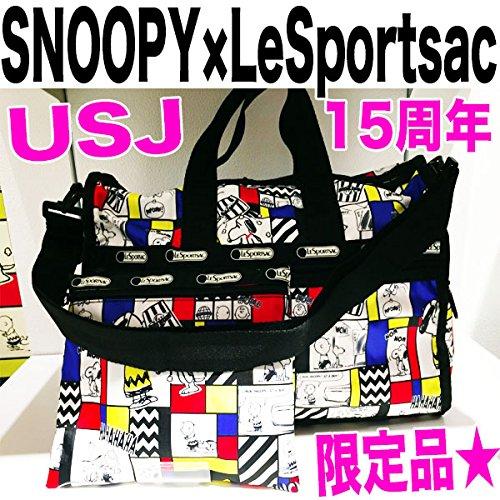 rare-universal-studio-japon-2016-15th-limited-lesportsac-bolsa-diseno-de-snoopy-usj-nuevo-2