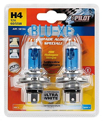 Preisvergleich Produktbild Lampa 58194 blu-xe Lampen H4,  60 / 55 W