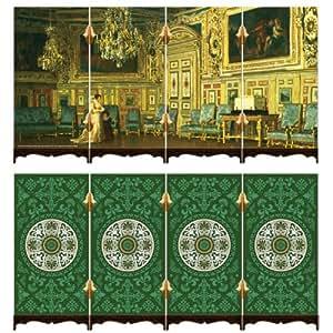 Puzzle 462 pièces - Puzzle 3D Screen Double Face en Plastique - Salon ovale du Château de Versailles
