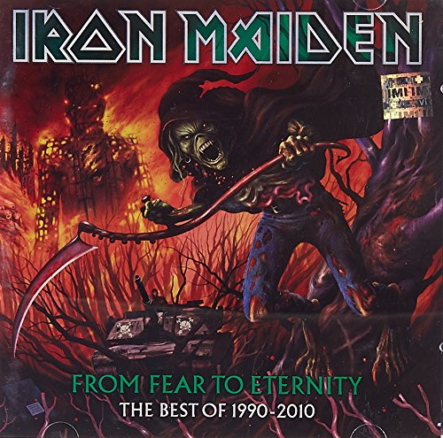 Iron Maiden: From Fear to Eternity: The Best of 1990-2010 (Audio CD)