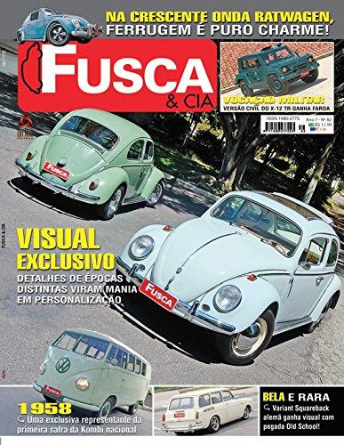 Fusca & Cia ed.82 (Portuguese Edition) por On Line Editora