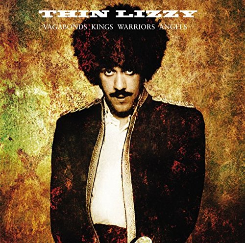 : Thin Lizzy. Vagabonds, Kings, Warriors, Angels (Buch + 4 CDs) (earBOOK) (Audio CD)