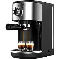 Bonsenkitchen Macchina per caffè Espresso 15 Bar, Macchina per caffe Espresso e Cappuccino Latte Pompa Italiana…